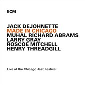 Jack DeJohnette: Made in Chicago *