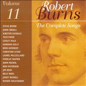 Various Artists: Robert Burns: The Complete Songs, Vol. 11