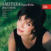 Smetana: Piano Works, Vol. 7 - Sonata in G minor; Fugues; Rondos; Etudes; Marches / Jitka Cechova, piano