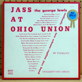 George Lewis (Clarinet): Jazz at the Ohio Union