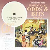 Various Artists: Brunswick-Vocalion Odds & Bits 1926-1930