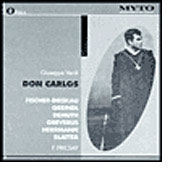 Verdi: Don Carlos / Fricsay, Fischer-Dieskau, Greindl, et al
