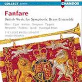 Fanfare - British Music for Symphonic Brass Ensemble