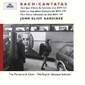 Bach: Trinity Cantatas II / Kozena, Towers, Gardiner, et al