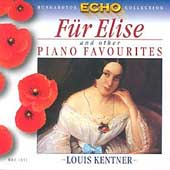 Für Elise and other Piano Favourites / Louis Kentner