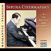 Shura Charkassky - The Historic 1940s Recordings