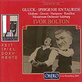 Festspieldokumente - Gluck: Iphig&#233;nie en Tauride / Bolton