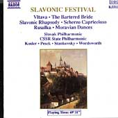Slavonic Festival / Kosler, Pesek, Stankovsky, Wordsworth
