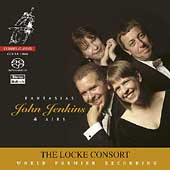 Jenkins: Fantasias & Airs / The Locke Consort