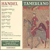 Handel: Tamerlano / Moriarty, Killebrew, Young, Simon, et al