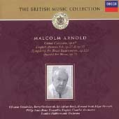 The British Music Collection - Arnold: Guitar Concerto, etc