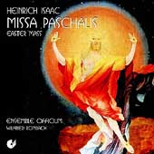 Isaac: Missa paschalis, etc / Rombach, Officium Ensemble