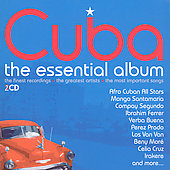 Various Artists: Cuba: The Essential Album