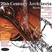 20th Century Architects / Mark Hetzler