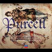 Purcell - Theatre Music / Hogwood, et al