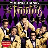 The Temptations (R&B): Motown Legends: My Girl