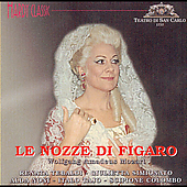 Mozart: Le Nozze di Figaro / Tebaldi, Simionato, Noni, et al