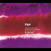 Elgar: Symphonies no 1, 2 & 3 / Davis, London SO