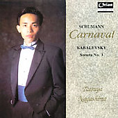 Schumann and Kabalevsky: Piano works