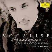 Vocalise - Russian Romances - Glinka, etc / Maisky, Gililov
