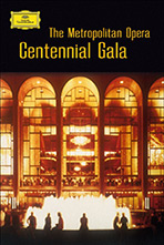 The Metropolitan Opera Centennial Gala - Oct. 22, 1983 [2 DVD]