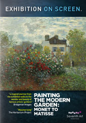 DAVID BICKERSTAFF / EXHIBITION SCREEN: MONET TO MA