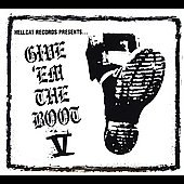 Various Artists: Give 'Em the Boot, Vol. 5 [Digipak]