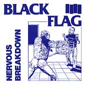 Black Flag (Punk): Nervous Breakdown [EP]