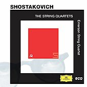 Shostakovich: String Quartets / Emerson String Quartet