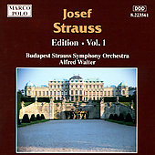 Strauss Josef: Edition Vol. 1