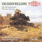 Vaughan Williams: The String Quartets, etc