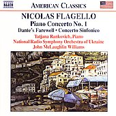American Classics - Flagello: Piano Concerto no 1, etc