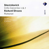 Shostakovich: Cello Concertos Nos. 1 & 2/Strauss: Romanze