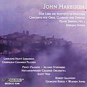 Harbison: Mottetti di Montale, etc / Hunt Lieberson, et al