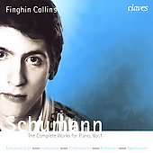 Complete Schumann Piano Music Vol 1 / Finghin Collins