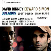 David Binney/Edward Simon (Piano): Océanos