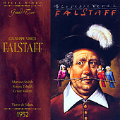 Grand Tier - Verdi: Falstaff / De Sabata, Stabile, Tebaldi, et al