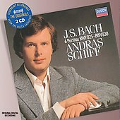 The Originals - Bach: 6 Partitas BWV 825-830 / Andr&aacute;s Schiff
