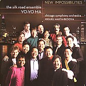 New Impossibilities / Harth-Bedoya, Ma, Silk Road Ensemble