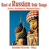 Balalaika-Ensemble Wolga: Best of Russian Folk Songs