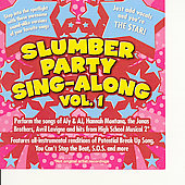 Various Artists: Slumber Party Sing-Along, Vol. 1