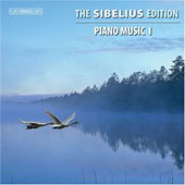 The Sibelius Edition Vol 4 - Piano Music / Gräsbeck, Pöysti