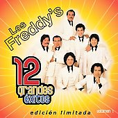Los Freddy's: 12 Grandes Exitos, Vol. 1