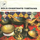 Tsering Tobgyal: Air Mail Music: Tibetan Singing Bowls