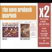 Dave Brubeck: Time Out/Time In [Bonus Tracks]