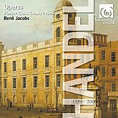 Handel: Operas - Flavio, Giulio Cesare, Rinaldo / Ren&eacute; Jacobs, et al