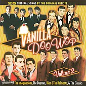 Various Artists: Vanilla Doo Wop, Vol. 2
