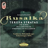 Anton&#237;n Dvor&#225;k: Rusalka
