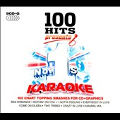 Karaoke: 100 Hits: No. 1's Karaoke [Box]