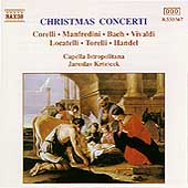 Christmas Concerti / Krcek, Capella Istropolitana